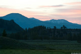 Sunrise in Lamary Valley