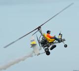 Roy Davis - Gyrocopter