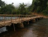 bridge over the Nam Fa