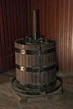 Old wine press