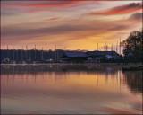 Sunrise - Gregg Neck Boat Yard