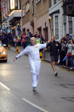 Olympic Torch in Dover