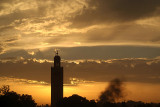 Koutoubia at Sunset