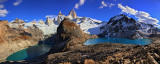 Fitz Roy and Lagunas