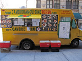 NYC Street Food - Cambodian Specialties