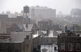 Rain & Mist - West Greenwich Village Skyline