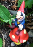 Mickey Mouse Garden Artifact