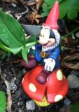 Mickey Mouse Garden Artifact