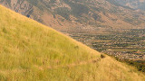 Utah Valley View from North Side