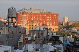 West Greenwich Village & NJ Skyline