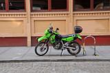 Sujuki Motorcycle at Camper Store