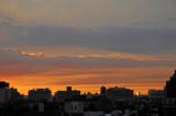 Sunset - West Greenwich Village/New Jersey Skyline