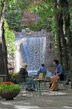 Hideo Sasaki Garden at Greenacre Park