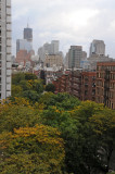 October 16, 2011 Photo Shoot - Downtown Skylines, WSV Sasaki & LaGuardia Place Corner Gardens