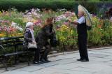 October 21, 2011 Photo Shoot - East 110th Street, Central Park & Conservatory Gardens