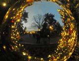 December 16, 2011 Photo Shoot - NY Botanical Garden Light & Train Show