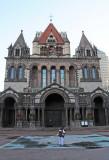 Copley Square, Trinity Church - Boston, MA