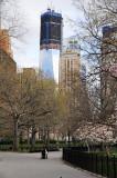 March 29, 2012 Photo Shoot - Finanial Center Hudson River Park & Greenwich Village