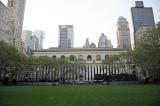 April 16, 2012 Photo Shoot - Bryant Park, NY Public Library & Wisteria on Stuyvesant Street
