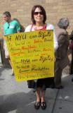 April 20, 2012 Photo Shoot - Greenwich Village NYU Plan Community Protest March