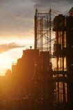 West Greenwich Village Skyline