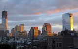 June 25, 2012 Photo Shoot - Sunsets from LaGuardia Place, Greenwich Village, NYC