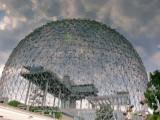 Biosphere Water Reflection