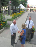 Montreal Tourist Bureau - Dorchester Square