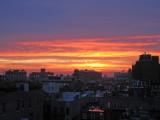 Sunset - West Greenwich Village & New Jersey Skyline