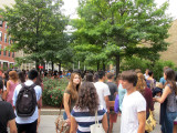 August 27, 2012 Photo Shoot - Washington Square & SOHO Areas