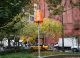 NYU Library Corner