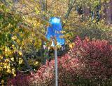 Lamp in Foliage