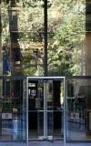 NYU Library Main Entrance