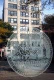 NYU's Wolfe Reception Center - Reflecting LaGuardia Place
