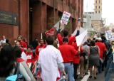Teaching Assistant Strike at NYU Library