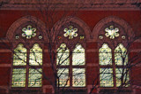 Jefferson Market NYC Public Library Windows