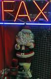 FAX Santa Window