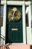 Residence Front Door