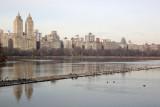 Reservoir & Central Park West Skyline