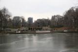 Frozen Lake & Bethesda Terrace