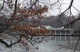 Winter - Central Park Lake