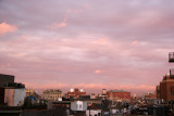 Sunrise - West Greenwich Village & New Jersey