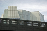 High Line Railroad - IAC Building by Frank Gehry
