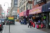 Subway Station & Street View - Eastern Horizon