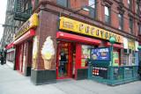 Papaya King Fast Food & Subway Station