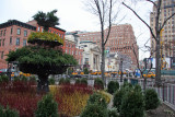 Jackson Square Park - Uptown 8th Avenue Horizon
