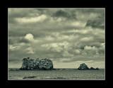九龍島と鯛島 Koza