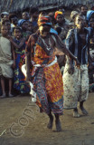 Village celebration, Jilib, 1987