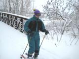 or should I say ski?
