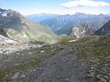TVSB 30 Descending Col de Fenetre View of Aosta Valley.jpg